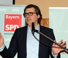 Ralf Hofmann, der scheidende UB-Vorsitzende